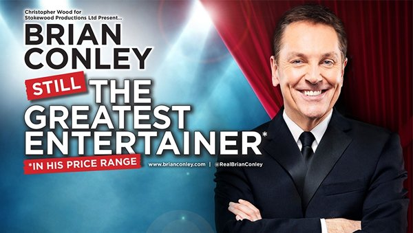 Brian Conley: For one night only at Sunderland Empire