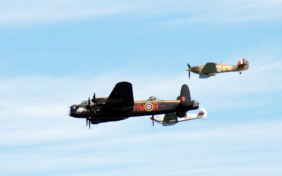 Looking ahead and looking up for 30th Sunderland Airshow