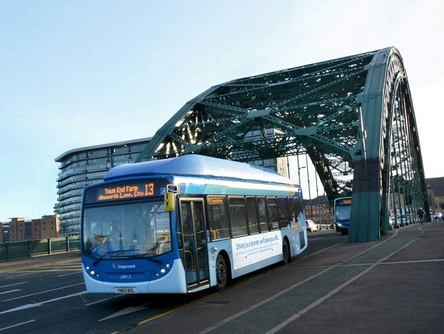 Stagecoach North East launches Champions Awards