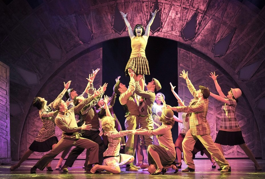 Thoroughly Modern Millie opens at Sunderland Empire