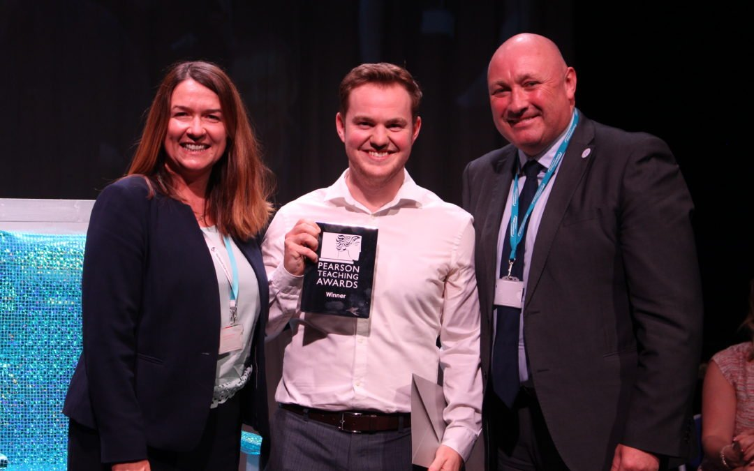 Sunderland College lecturer wins national teaching award
