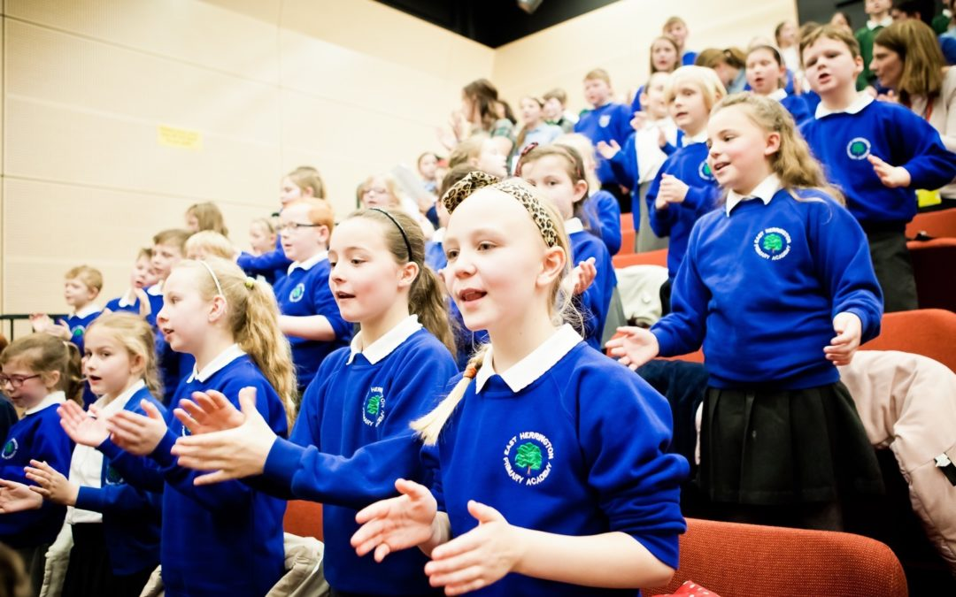 Sunderland Big Sing aims to be a record breaker