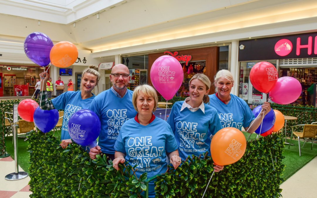 Sunderland shoppers asked to support fun and fundraising