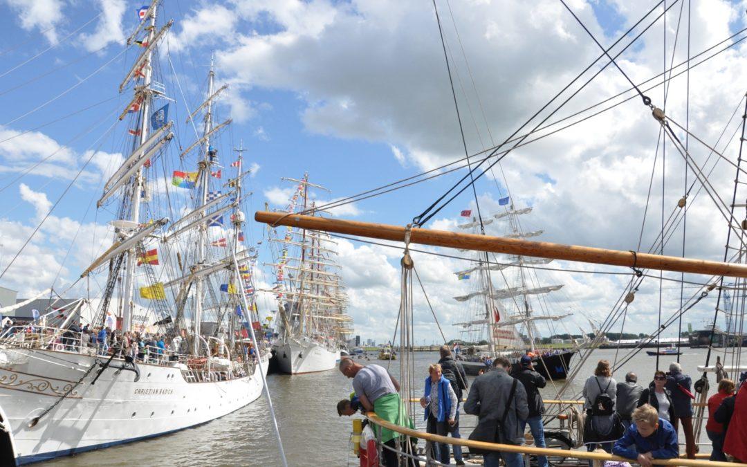 Enjoy an early bird taste of the Tall Ships races Sunderland