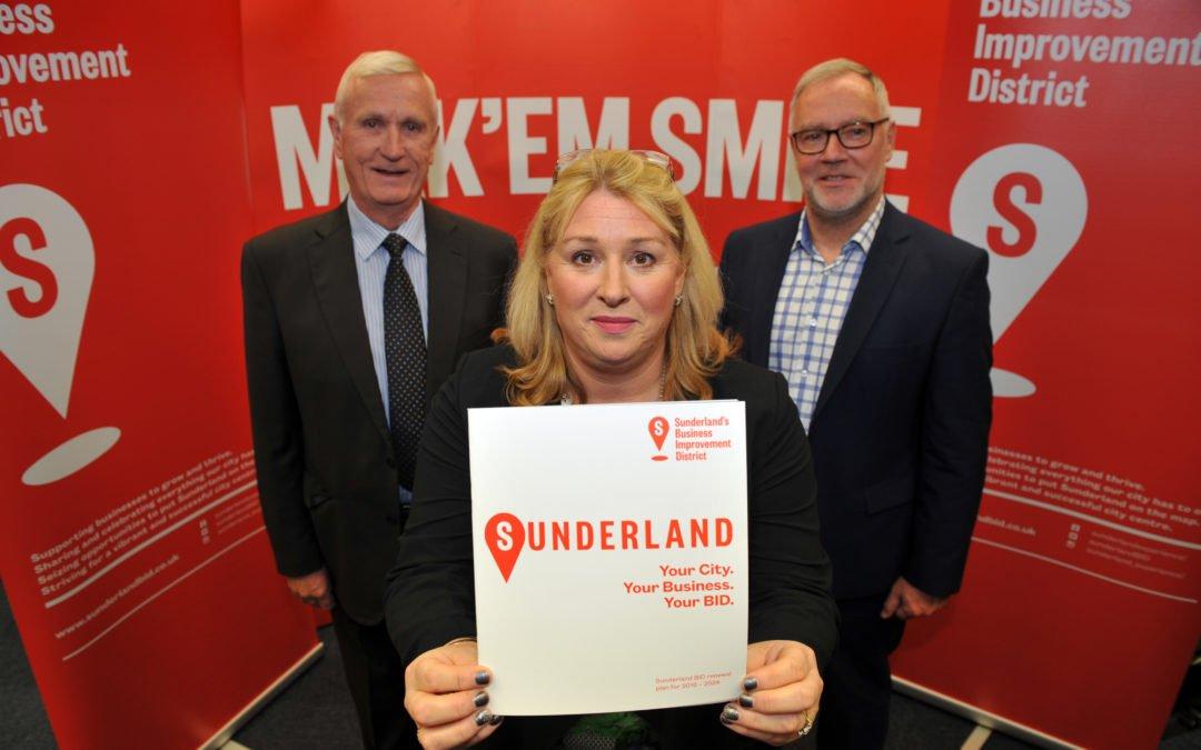 Sunderland BID: The Next Five Years