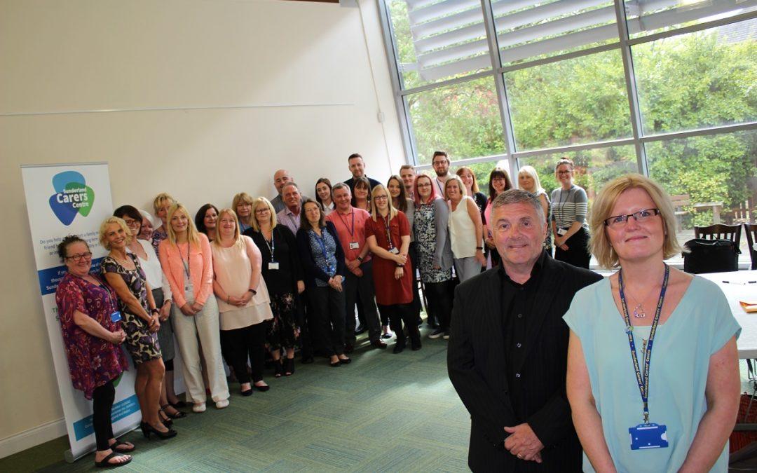 Sunderland Carers Centre efforts pay off