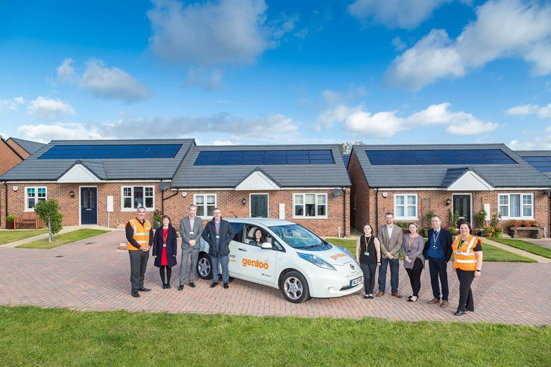 Sunderland's Gentoo Group saves £250k with new 'eco-friendly' scheme