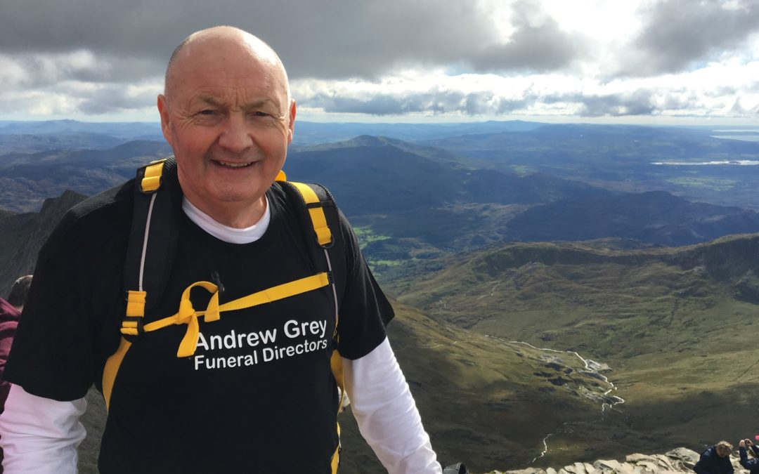 Stagecoach bus driver takes on Three Peaks