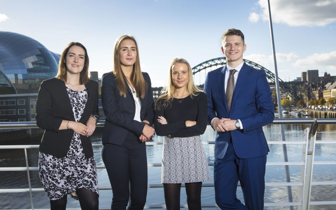 Muckle LLP tells legal apprentices – 'You're Hired!'
