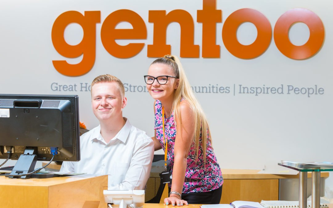 Gentoo is looking for 16 new apprentices to join its team