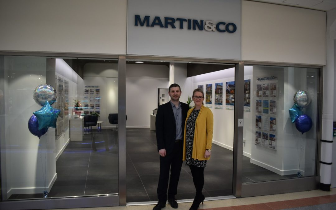 National sales and lettings agency branch out at the Bridges