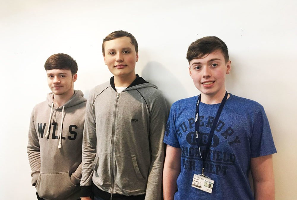 Sunderland College students recruited by leading tech company