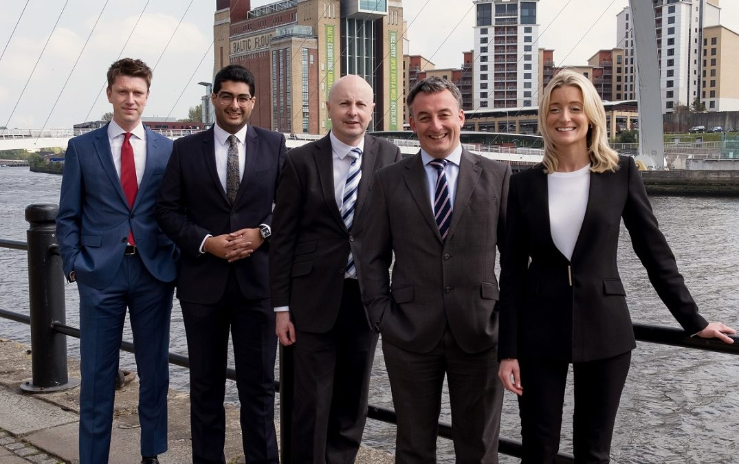 North East law firm promotes lawyers to partners