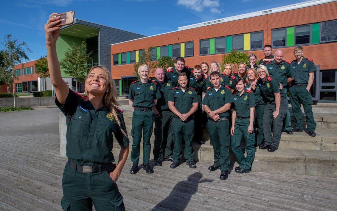 University of Sunderland named as one of UK's top lifesavers