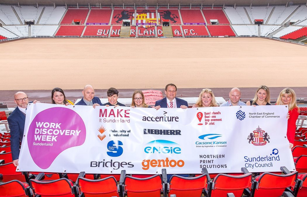 Leading businesses support Work Discovery Week