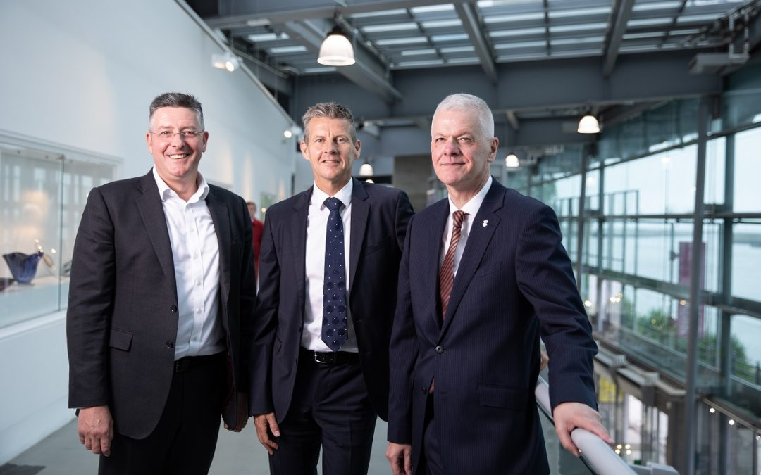 University of Sunderland signs new agreement with Santander