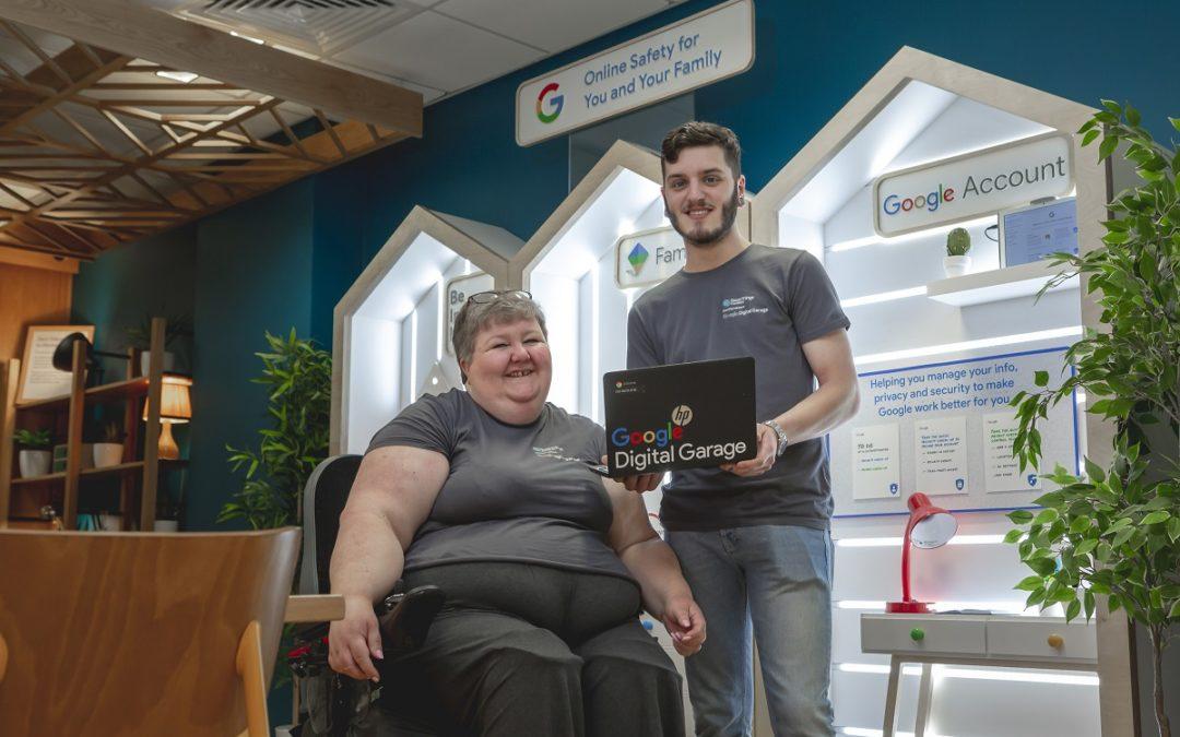 Digital skills bring Sunderland students back together on Wearside