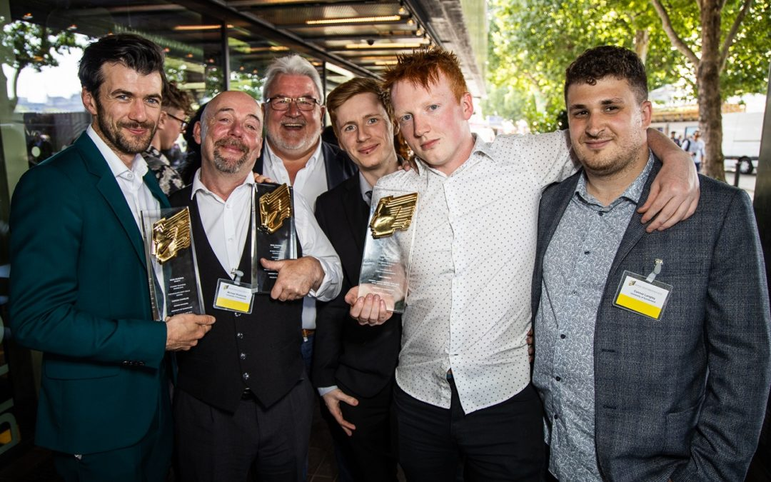 Sunderland students celebrate success at national TV awards