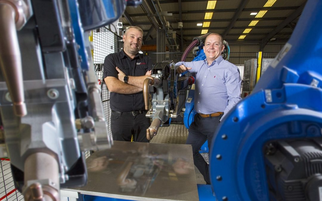 Muckle LLP helps Sunderland automation and robotics firm expand