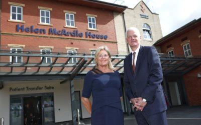 Philanthropist makes game-changing £2.5m donation to Sunderland University