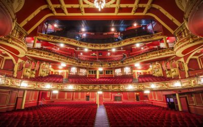Sunderland Empire raises the curtain on all new advertising and sponsorship packages