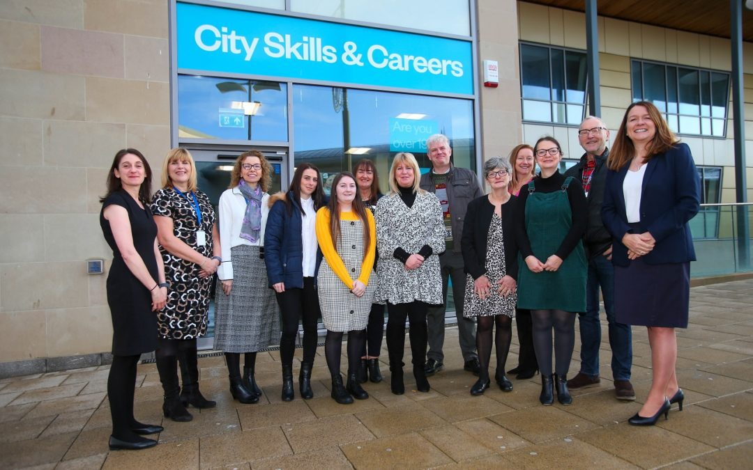 New college facility will support adults into employment