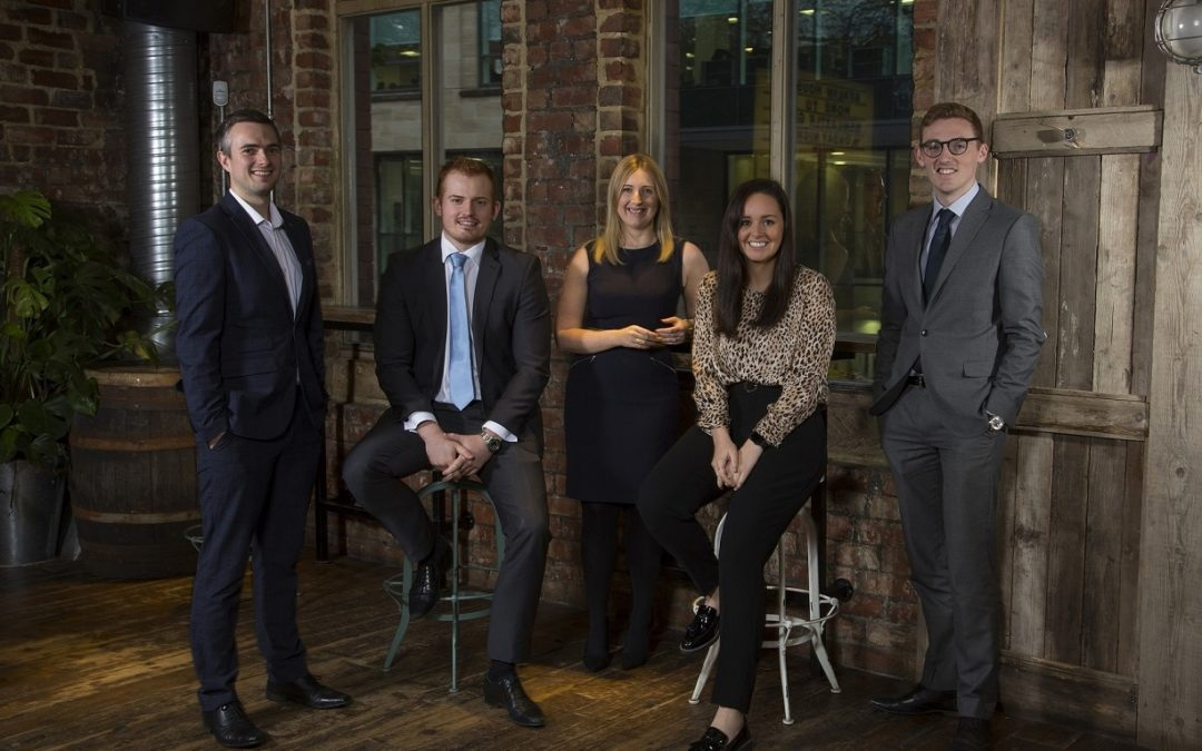 Five newly qualified lawyers secure roles at Muckle LLP