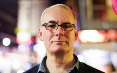 TV writer becomes Visiting Professorship with the University of Sunderland