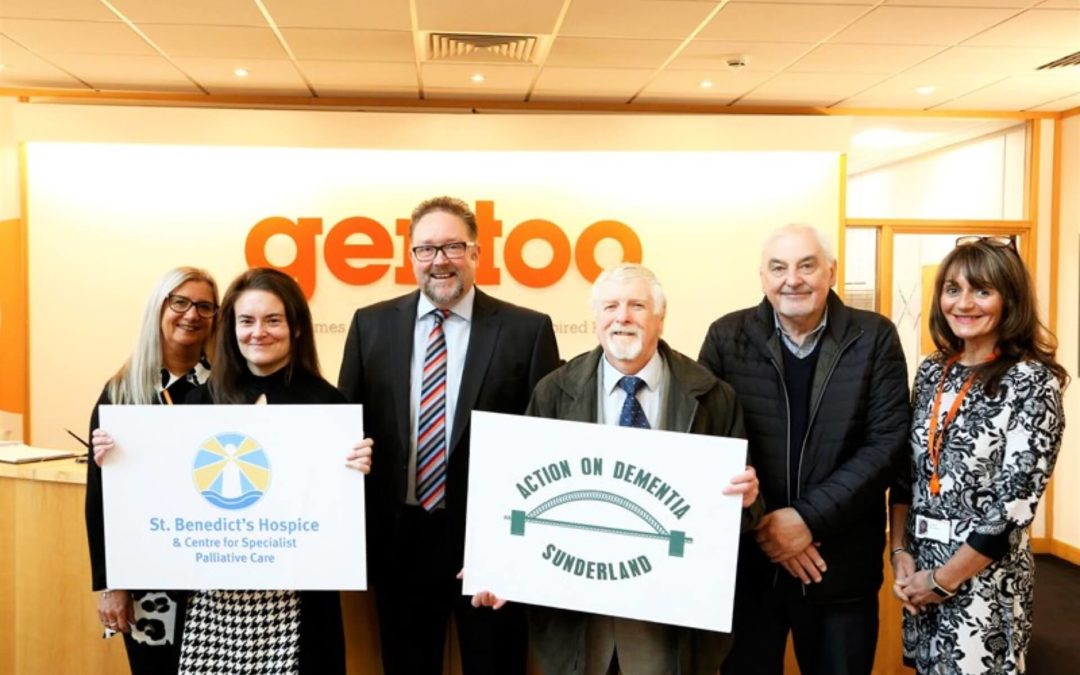 Gentoo announces local charity partners for 2020