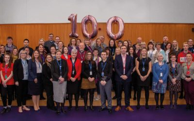 Sunderland College celebrates its 100th Mental Health First Aider