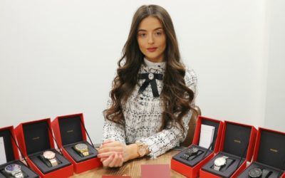 Muckle LLP helps deliver investment for designer watch brand