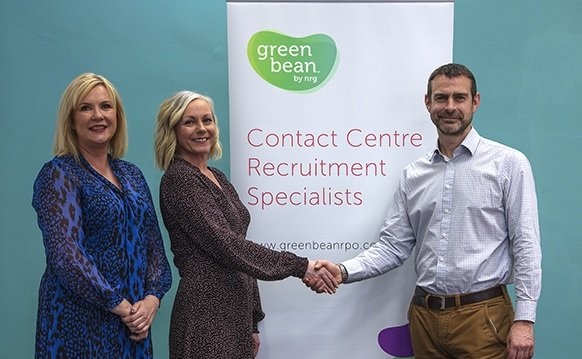 greenbean announced as headline sponsor for North East Contact Centre Awards