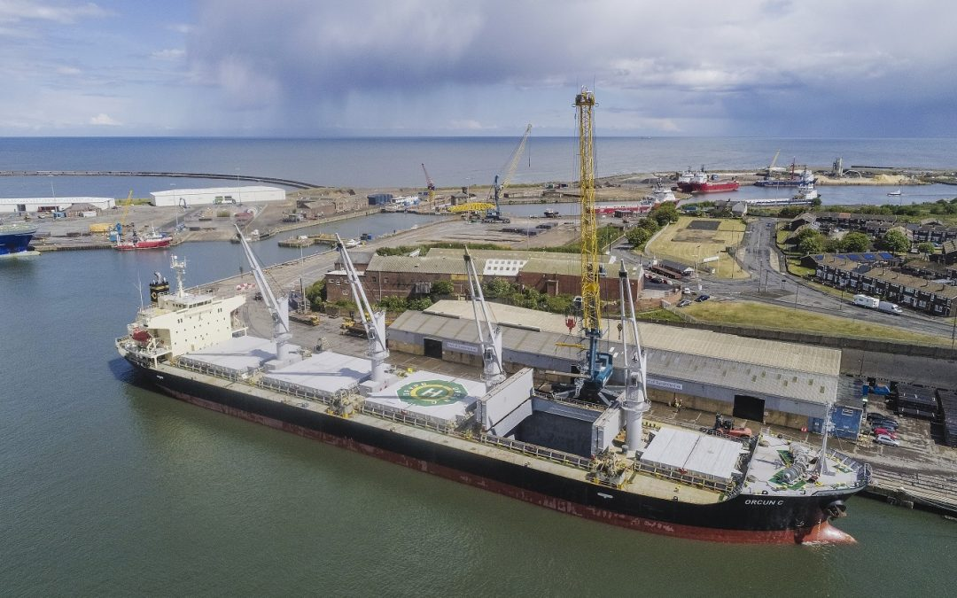 Port of Sunderland chiefs hail staff as exports rise