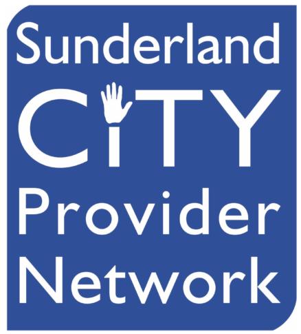 Sunderland City Provider Network Logo