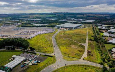 Planning application approved for Hillthorn Business Park